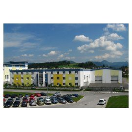 Production complex of Gorenje in Šoštanj is located on 4 ha