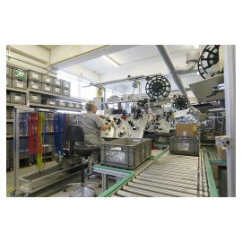 Production of electrical components