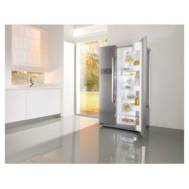 Gorenje side by side fridge freezers