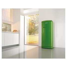 Gorenje Retro Collection - Retro fridge lime green