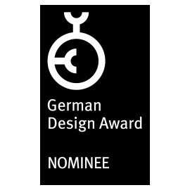 German Design Award Nominée 2013_GO 896 X Siegel