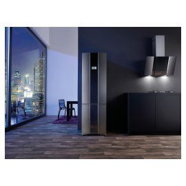 Gorenje Pininfarina Steel Collection - fridge freezer, hood and hob