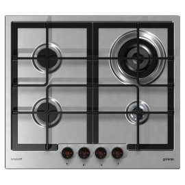 Gas cooker with SimpleOff program timer