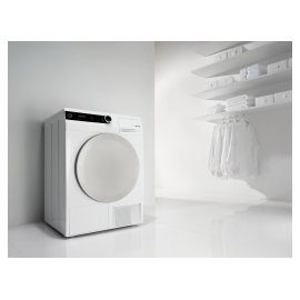 SensoCARE technology and optimum laundry drying