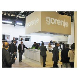 Gorenje at the LivingKitchen @ IMM in Cologne