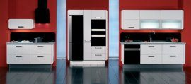 Collection Gorenje Ora-Ïto in especialy for this appliances designed kitchen Gorenje