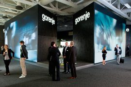 Gorenje at the IFA tradeshow in Berlin
