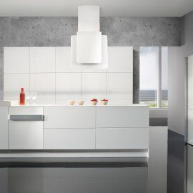 The trendy Gorenje Ora-Ïto White Collection