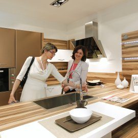 Gorenje and Marles kitchens