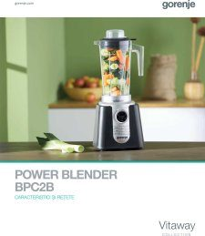 _magazine_listing - Broșură Power blender