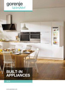Magazine listing - Built-in Appliances