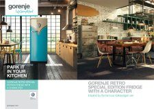 _magazine_listing - Gorenje Retro Special Edition fridge