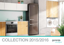 Liste de magasin - Collection Gorenje 2015/2016