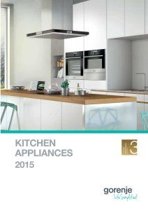 Magazine listing - Kitchen appliances 2015