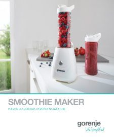 _magazine_listing - Smoothie maker BSM600W