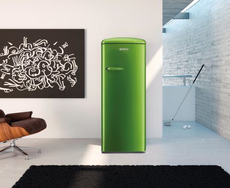Freestanding refrigerators