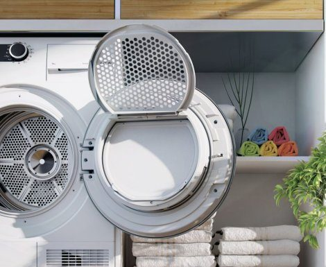 Look after your laundry with SensoCare technology