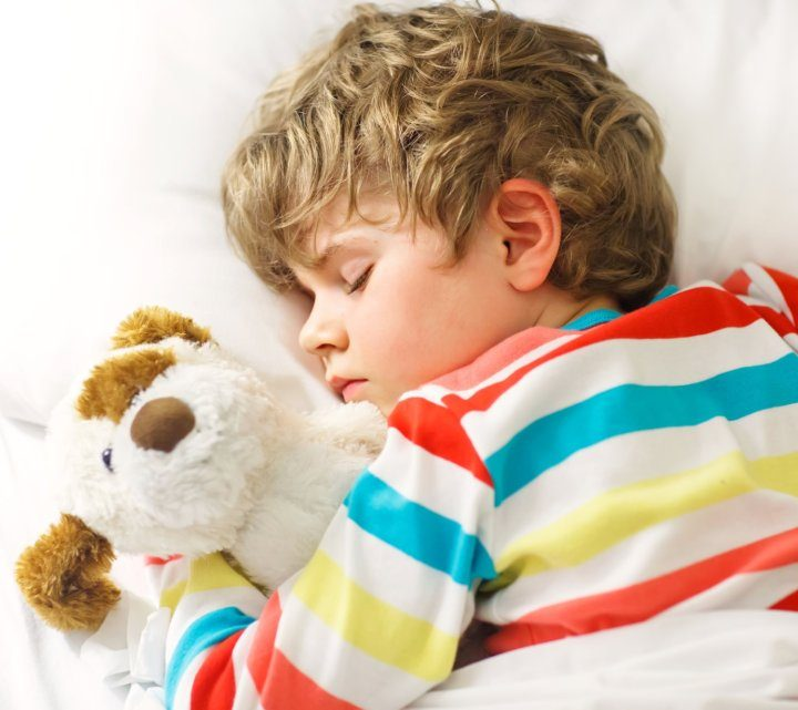 How to make your child's bedtime easy
