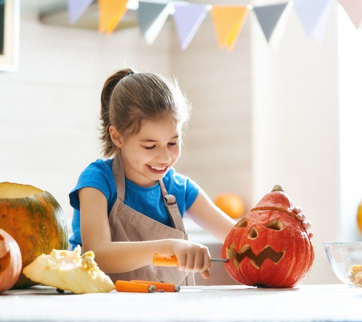 Pumpkin Carving – A frightfully exciting treat for all the family