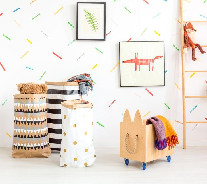 Kids, Toys, And Order? Yes, They Can Fit in The Same Sentence.