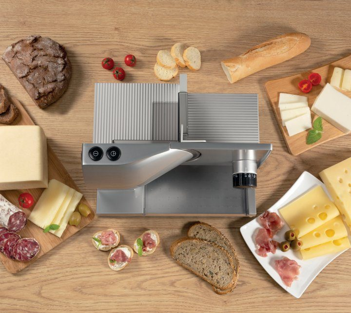5 benefits of using a food slicer