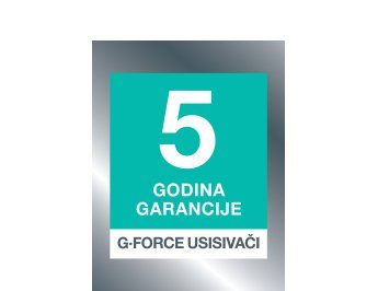 G·Force usisivači