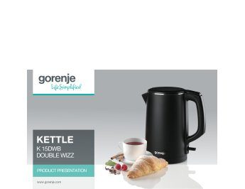 Kettle K15DWB Double Wizz presentation