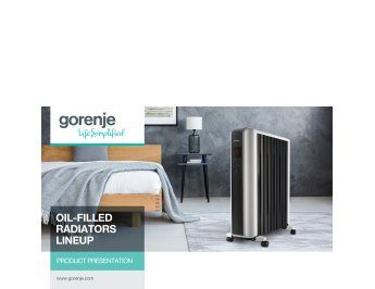 Oil radiators presentation
