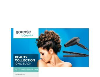Beauty Collection Ionic Black collection