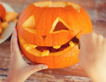 Pumpkin Carving - A frightfully exciting treat for all the family