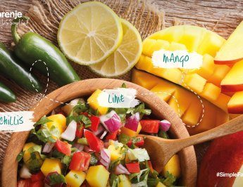 #SimpleFacts food board – Chilli, Lime and Mango
