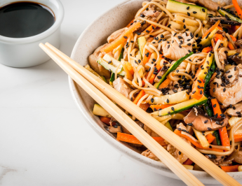 #SimpleFacts Foodbard – Soy sauce, mirin and peanut butter