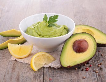5-minute avocado dip