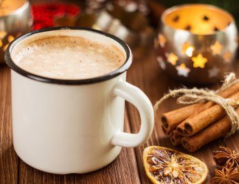 Warming drinks to cure the winter blues