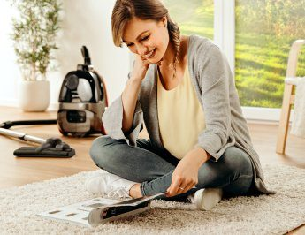 How to keep your floors clean with minimum effort