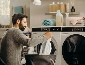 Let's make laundry simple. A beginner's guide to clean laundry.