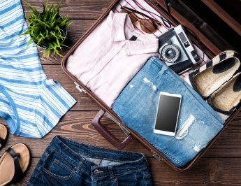 Packing simplified – 6 steps to a relaxed packing routine