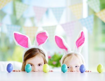 Fun-oriented Easter – For Kids and Parents
