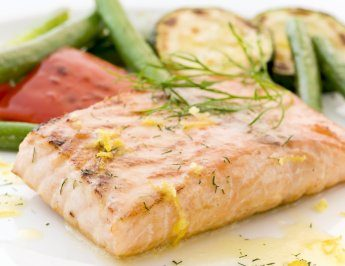Fish steak (SousVide)