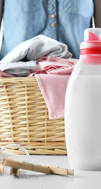 Common Laundry Mistakes: Don't Over Do It With The Detergent.