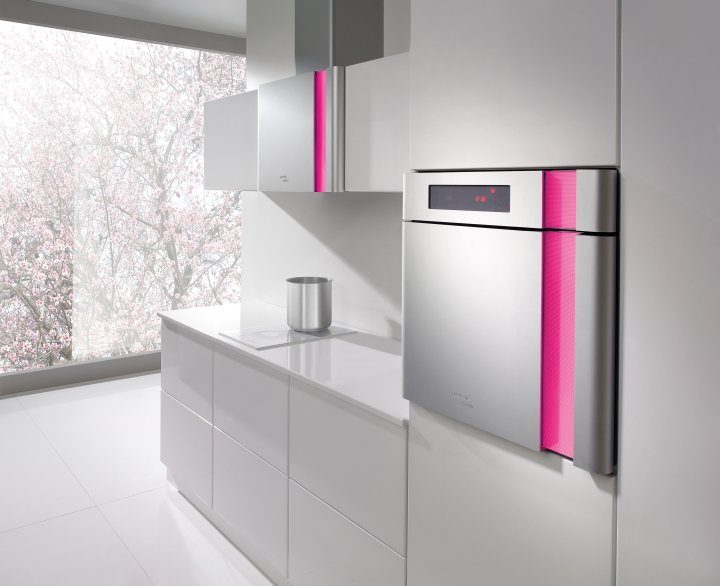 Gorenje designed by Karim Rashid: Extravaganz durch innovative MoodLite-LED-Technologie