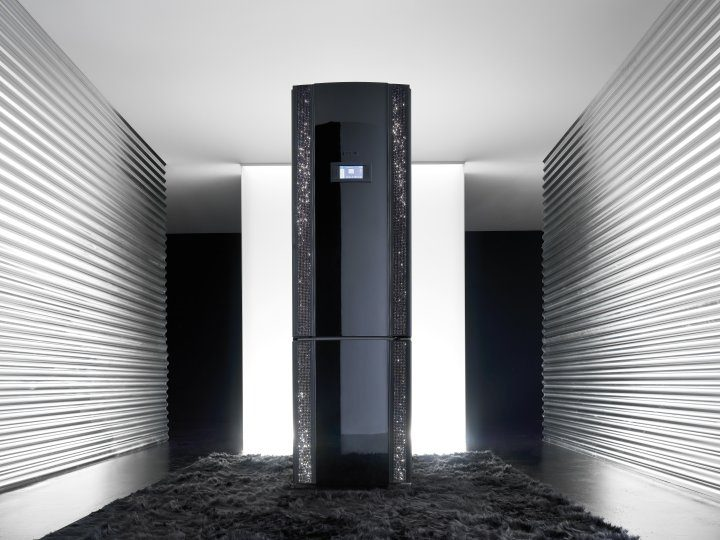 Gorenje Starry Night - Blickfang in Schwarz