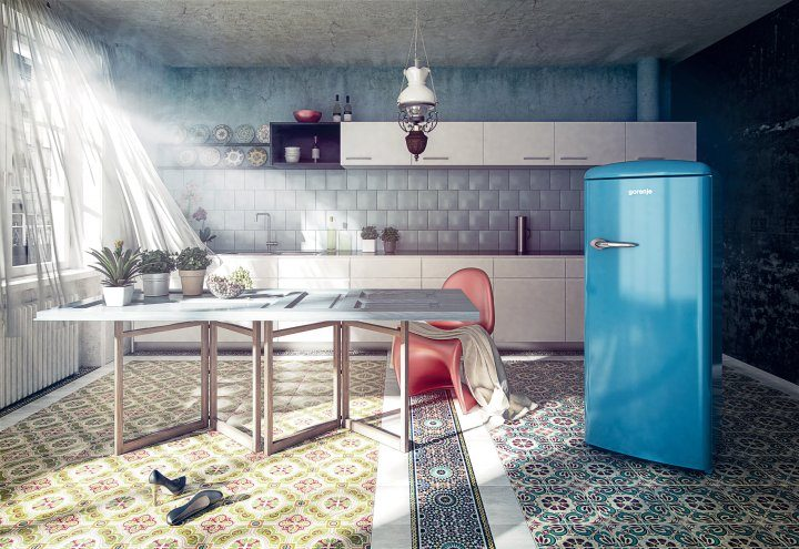 Gorenje adds new colours to retro range