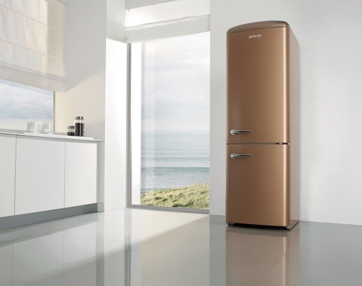 Gorenje's Retro collection wins a Get Connected Award 2011