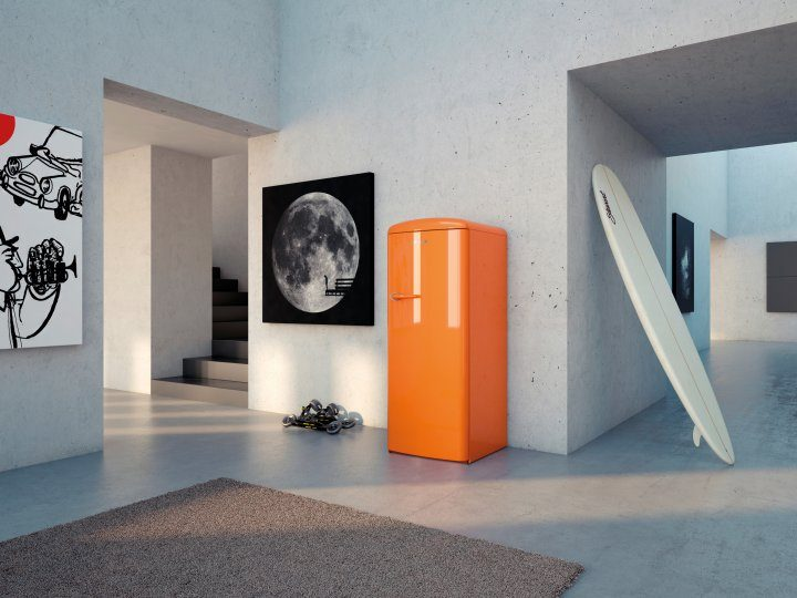 Gorenje Retro Kühlschrank Orange : Gorenje retro collection u keeping it cool gorenje