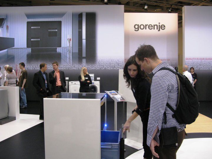 Gorenje presented the QUBE concept