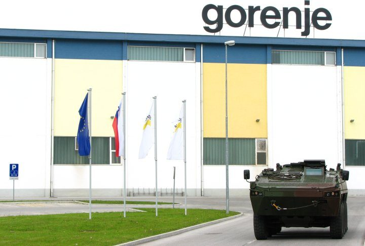 Open Door Day at Gorenje Indop