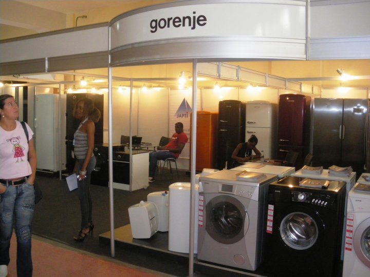 Gorenje is entering Angolan market