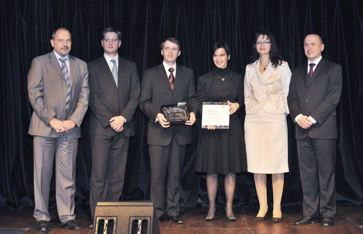 Gorenje Receives Award for the Best Investor Relations Team