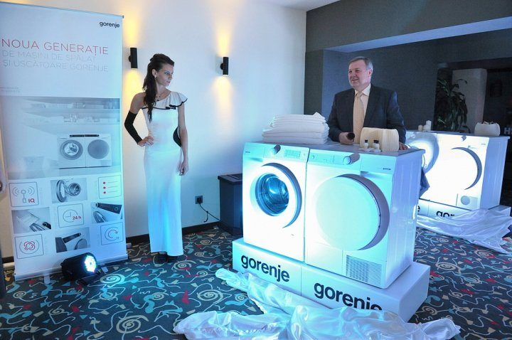 Gorenje's NextLEVEL event in Romania takes the company to the next level